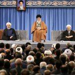 حضرت آیت الله خامنه ای رهبر معظم انقلاب اسلامی