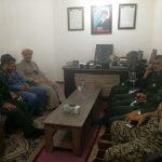 گزارش تصویری/حضورسپاه استان هرمزگان برای کمک به شهرستان کارون