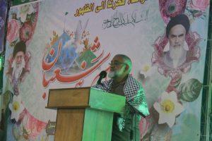 جشن ولادت منجی عالم بشریت در شهرستان کارون برگزار شد