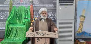 مراسم گرامیداشت شهدای اخیر جنایت آل سعود