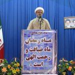 حجت الاسلام والمسلمین خضیراوی امام جمعه کارون