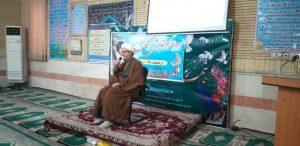 نشست ارکان مساجد شهرستان با امام جمعه کارون