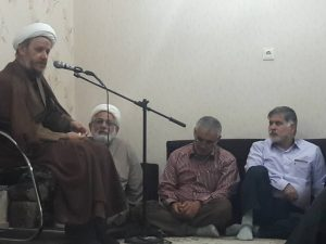 گزارش تصویری/ ضیافت افطاری گروهان قدس و مکه گردان کربلا اهواز