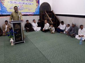 گزارش تصویری/مراسم افتتاح حسینیه امام حسن (ع)شهرک ربیع