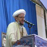 حجتالاسلام والمسلمین خضیراوی امام جمعه شهرستان کارون