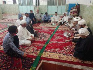 گزارش تصویری/ نشست امام جمعه کارون با مردم منطقه ناصرآباد