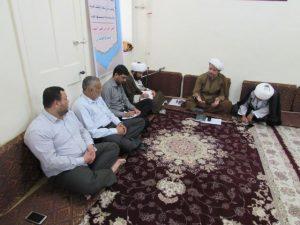 گزارش تصویری/ جلسه ستاد غدیر کارون در سال98