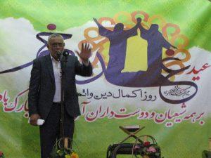گزارش تصویری/جشن بزرگ عید غدیر خم در شهرستان کارون