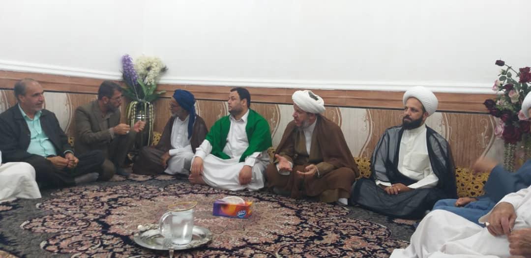 گزارش تصویری/مراسم عید غدیر درمسجد علی الهادی(ع) خزامی