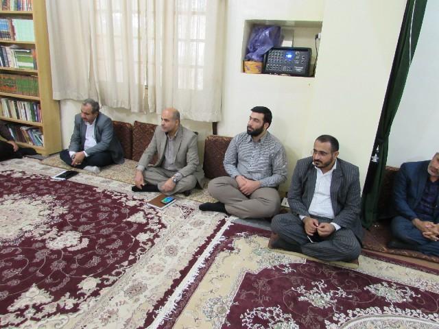 جلسه شورای اداری بمناسبت عید غدیر در شهرستان کارون برگزارشد