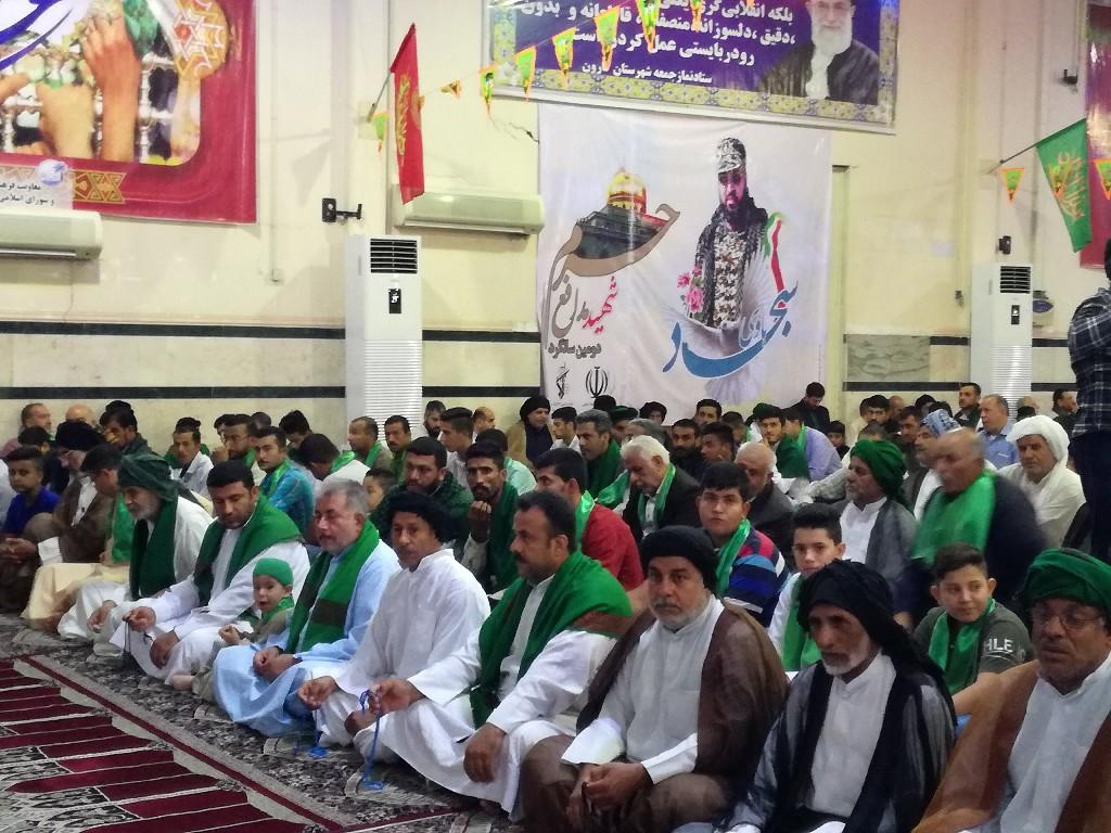 گزارش تصویری/ چهارمین گردهمایی سادات شهرستان کارون