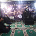 گزارش تصویری/مراسم روضه خوانی و زیارت عاشور در کوت امیر
