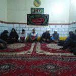 گزارش تصویری/دیدار امام جمعه کارون با خانواده شهدا