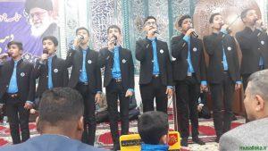 مراسم گرامیداشت سالروز حماسه ۹ دی در شهرستان کارون