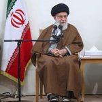 حضرت آیتالله خامنهای رهبر معظم انقلاب اسلامی