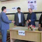 گزارش تصویری/میز خدمت امور آب و فاضلاب روستایی شهرستان کارون