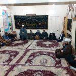 مراسم شهادت حضرت فاطمه زهرا (س) در محل دفتر امام جمعه کارون برگزار شد.