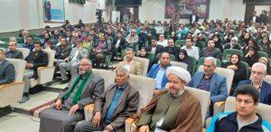 همایش گام دوم انقلاب با محوریت جوانان در شهرستان کارون برگزار شد