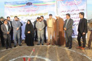 افتتاح و کلنگ زنی ۱۱ پروژه درشهرستان کارون