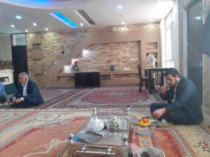 گزارش تصویری/جلسه امام جمعه کارون با اعضای ستاد