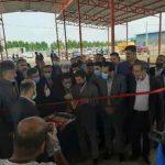 افتتاح پروژه های جهادکشاورزی و شیلات در شهرستان کارون