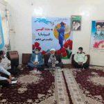 گزارش تصویری/جلسه برنامه ریزی برگزاری نمازجمعه