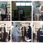 تقدیر از اعضای ستاد نمازجمعه بمناسبت 5 مرداد