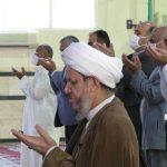 نماز عید سعید قربان در شهرستان کارون برگزار شد