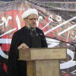 حجت الاسلام والمسلمین خضیراوی امام جمعه شهرستان کارون