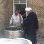 دیدار امام جمعه کارون با گروه جهادی منتظران ظهور