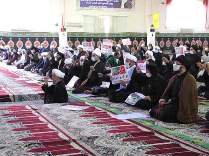 مردم کارون اهانت به ساحت مقدس پیامبر اسلام (ص) را محکوم کردند