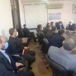 جلسه شورای آموزش و پرورش شهرستان کارون برگزار شد