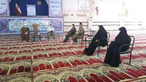 جلسه هماهنگی برگزاری کمک های مومنانه در شهرستان کارون برگزار شد
