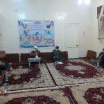 دیدار مسئول بنیاد شهید و جمعی از جانبازان با امام جمعه کارون
