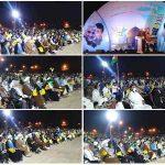 تجمع بزرگ مردم شهرستان کارون در حمایت از مردم مظلوم فلسطین