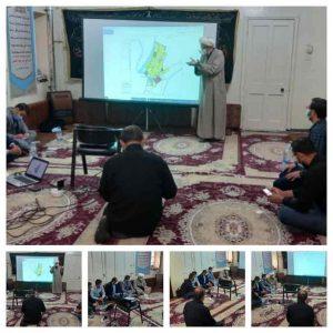 جلسه طرح جامع شهرستان با حضور امام جمعه سرپرست شهرداری