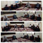 جلسه قرارگاه فرهنگی شهرستان کارون